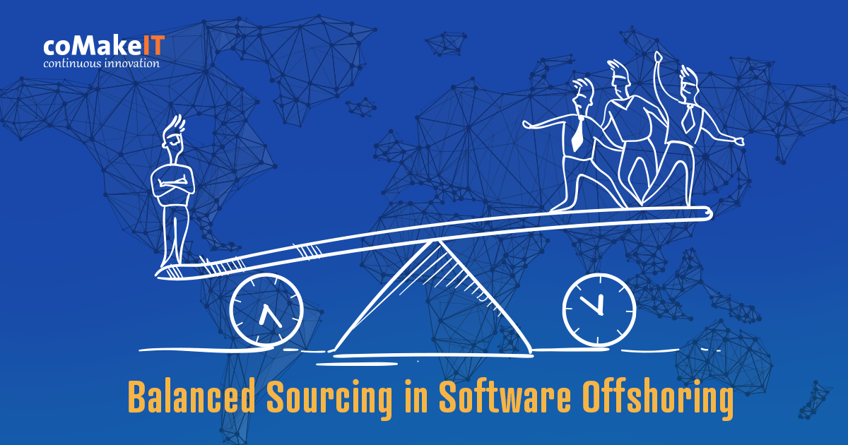 Balanced Sourcing in Software Offshoring