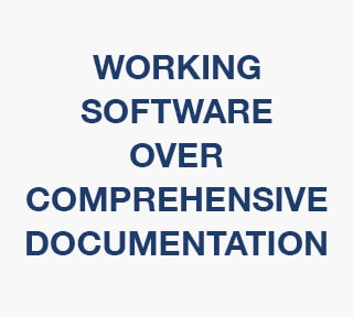 agile working software