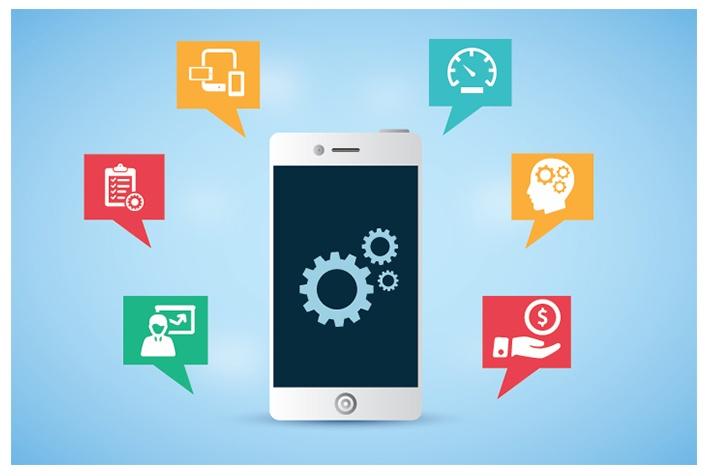 technology framework for Mobile Apps