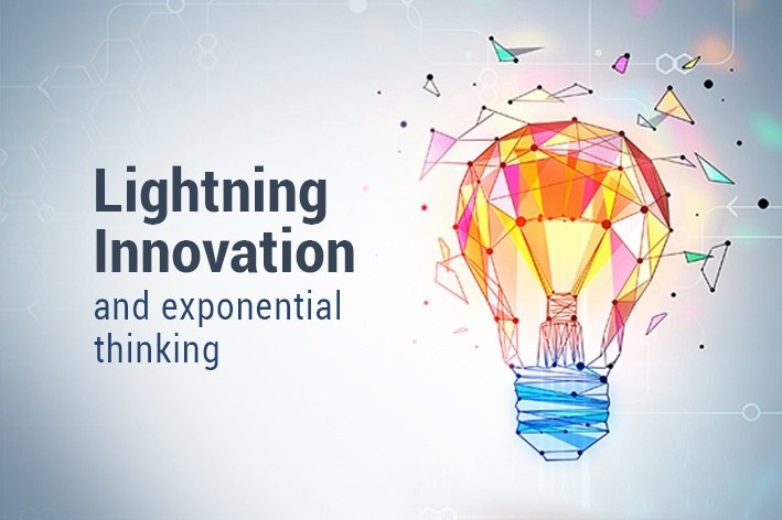 With exponential thinking, you can be the next Unicorn