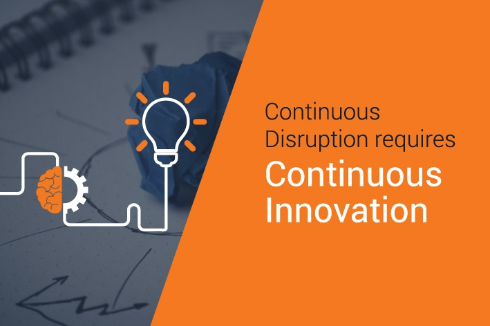 Continuous Innovation is Key for Survival
