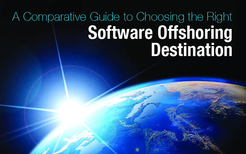 Top Countries for Software Offshoring