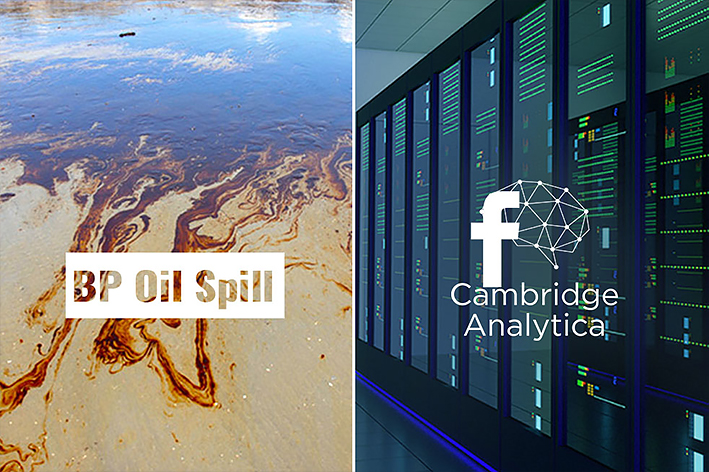 BP oil spill a