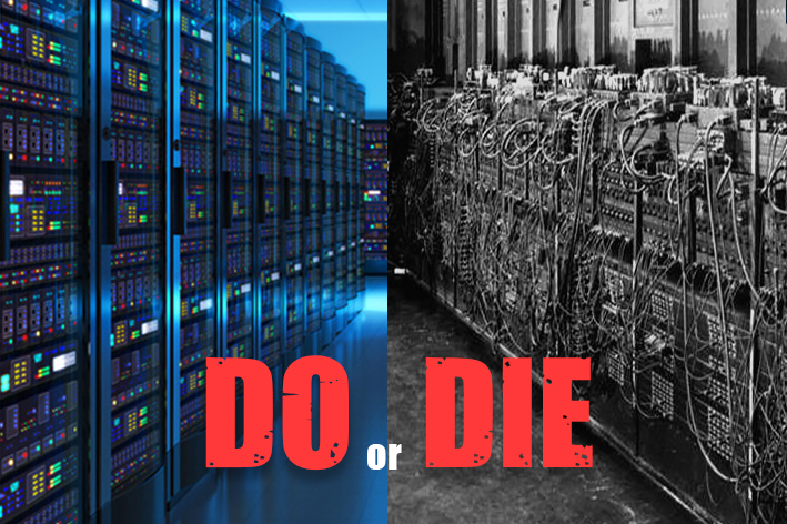 Legacy Modernization Imperative: Do or Die