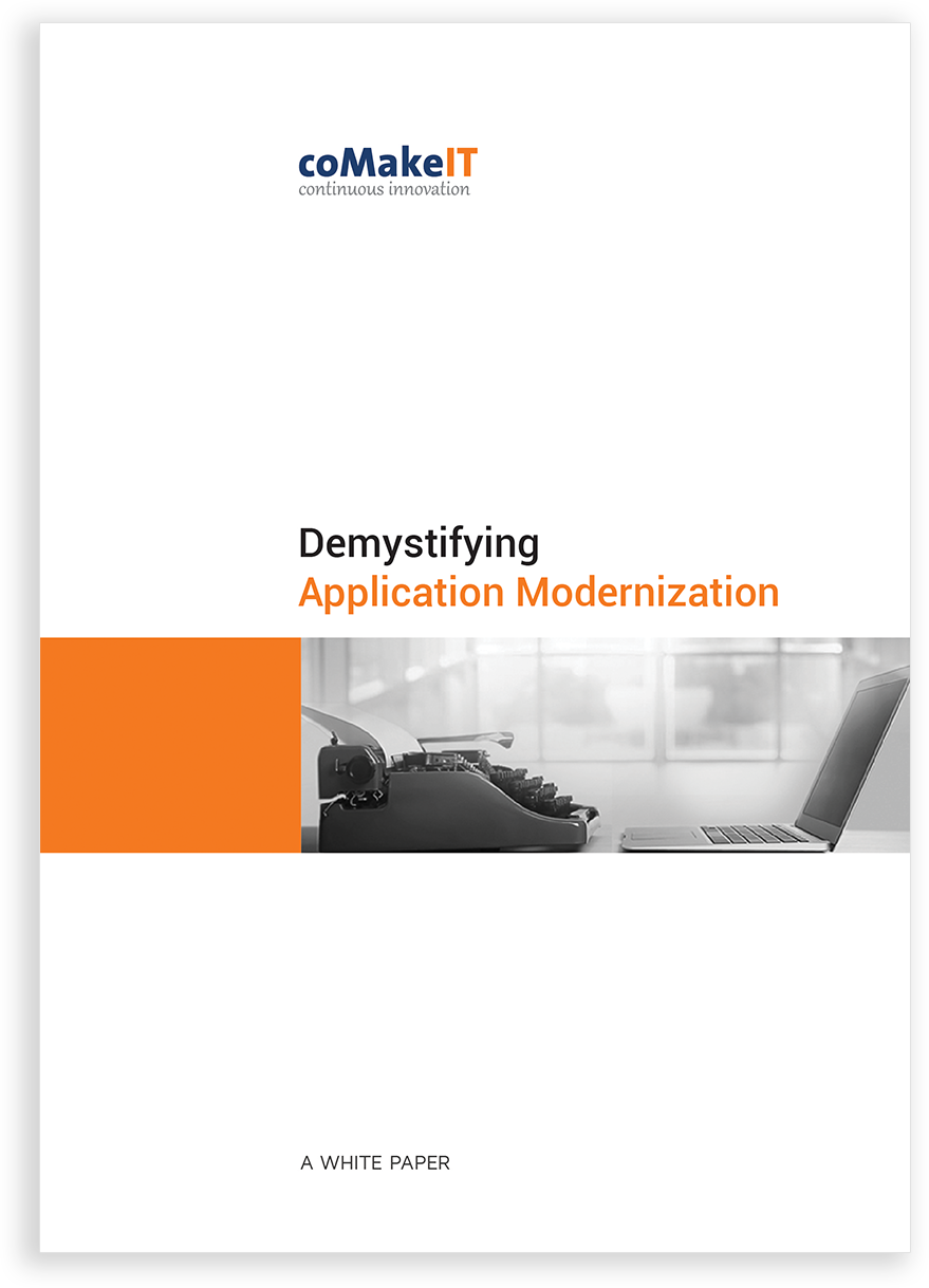 Demystifying Application Modernization