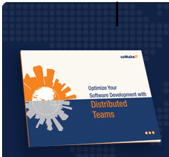 Software Development with Distributed Teams
