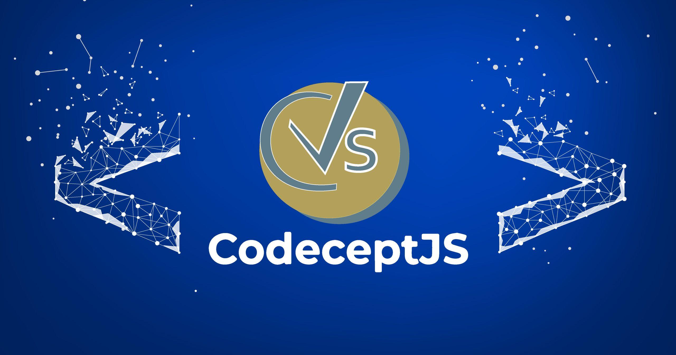 Embracing CodeceptJS