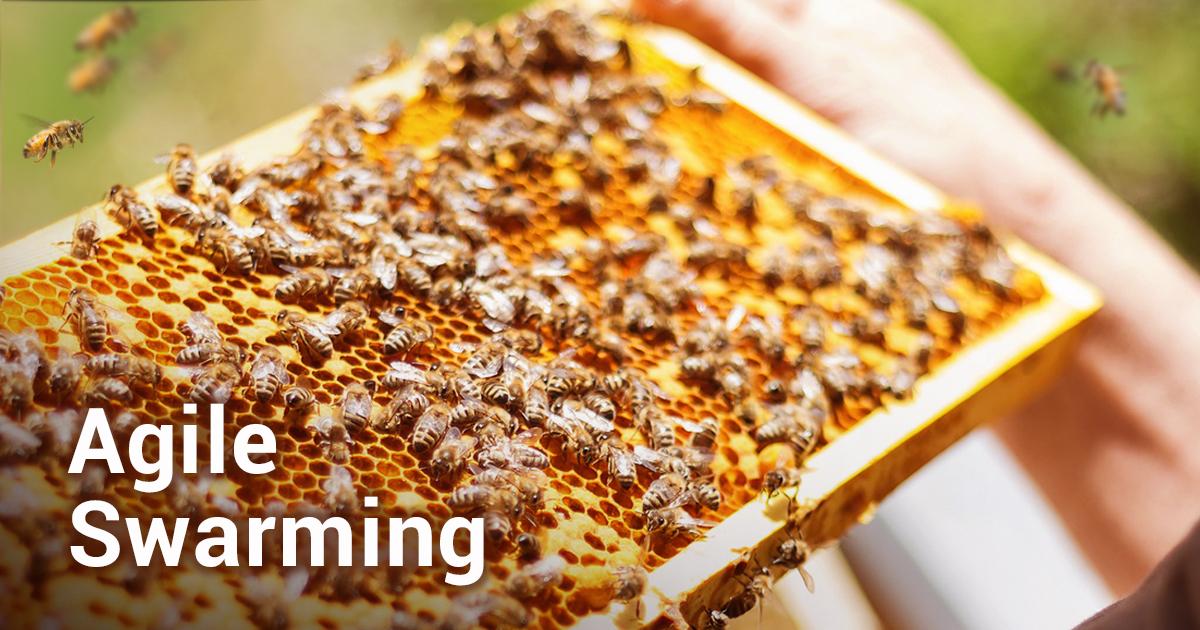 Agile Swarming: Evolving beyond Scrum