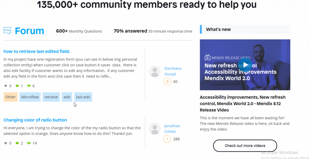 Part 2 - Beginners guide to Mendix app development and modeling