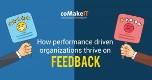 How performance driven organizations thrive on feedback