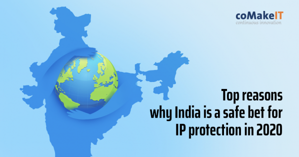 Top reasons why India is a safe bet for IP protection in 2020