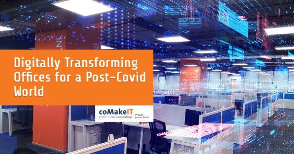 Digitally Transforming Offices
