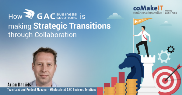 How GAC Business Solutions is making strategic transitions through collaboration