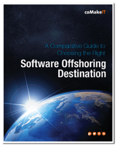 coMakeIT | A comparative guide to choosing the right offshoring destination