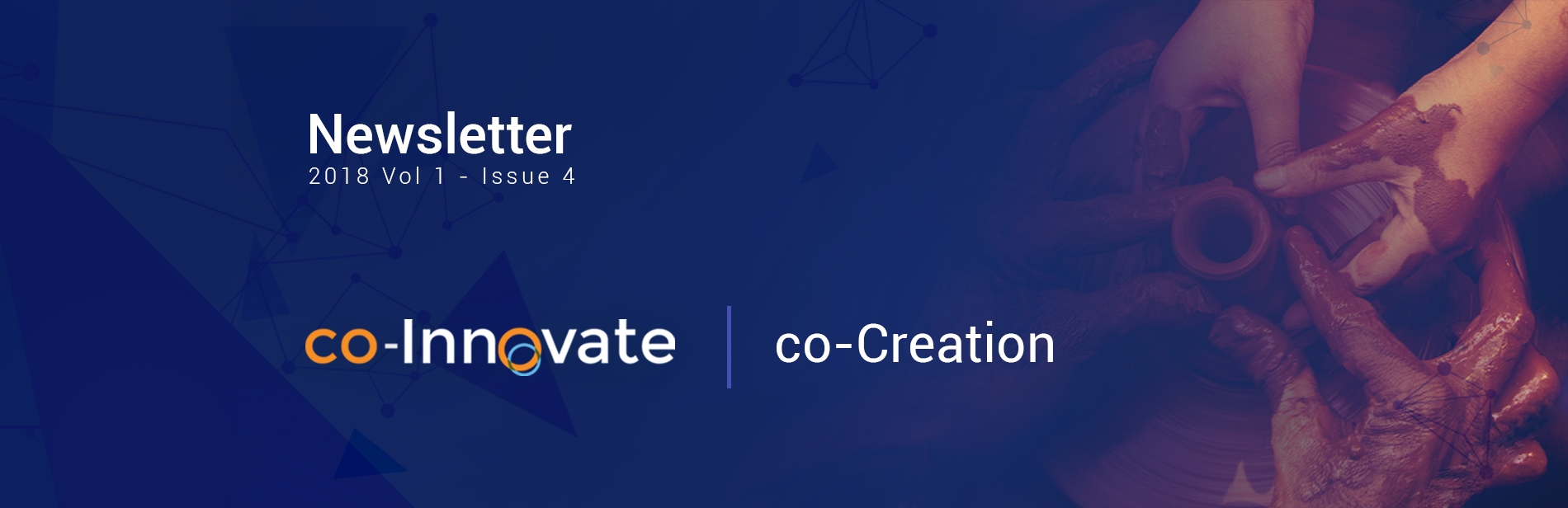 coMakeIT | co-Innovate Newsletter 2018 Vol 1 – Issue 4
