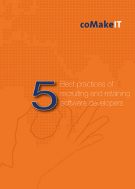 coMakeIT | 5 Best Practices Of Recruiting And Retaining Software Developers