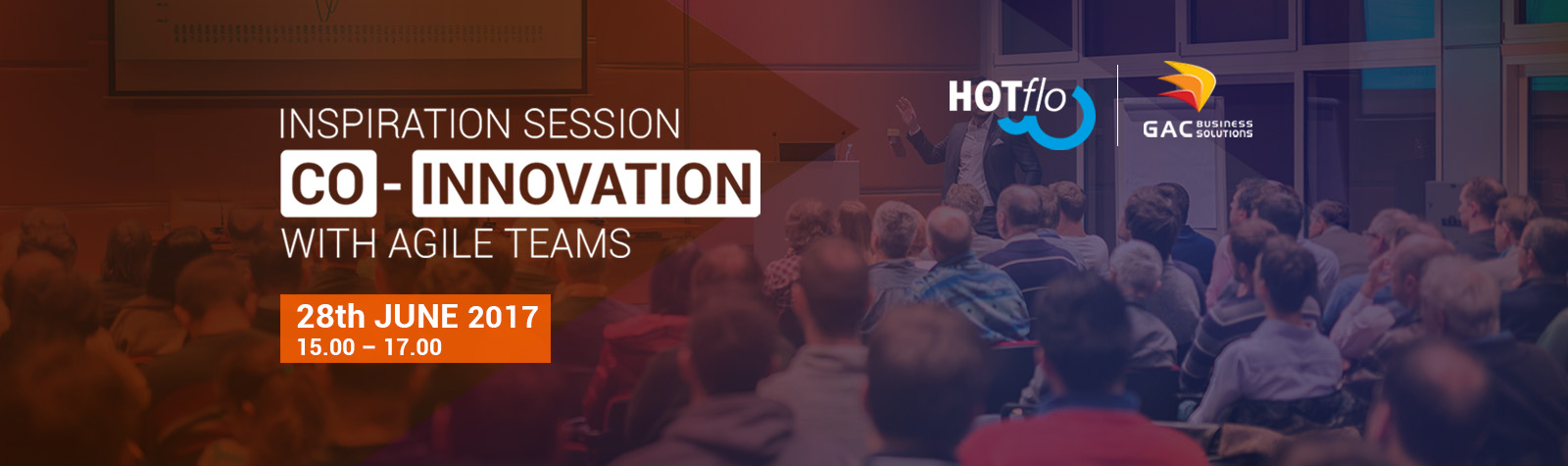coMakeIT | Inspiration session on co-innovation with Agile teams