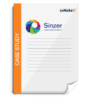 coMakeIT | Sinzer Success Story