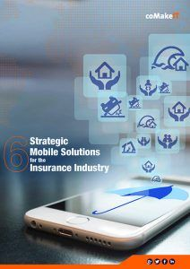 coMakeIT | 6 Strategic Mobile Solutions For The Insurance Industry