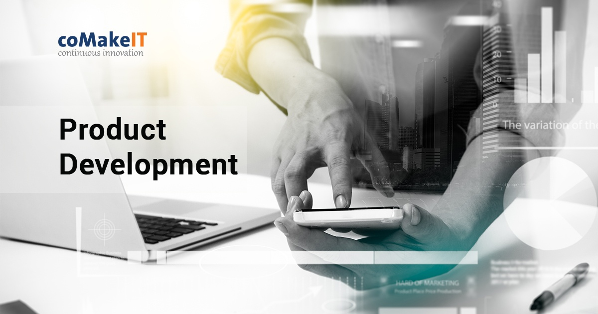 Software product development services comakeit for Product development services
