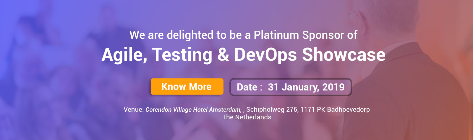 Agile, Testing & DevOps Showcase 1