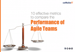 coMakeIT | 10 Effective Metrics to Compare the Performance of Agile Teams